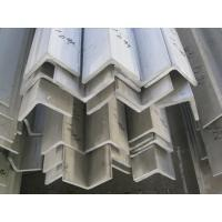 Wholesale Cold drawn Sand blasting , Hairline A276 321 polished stainless steel angle ss bar from china suppliers