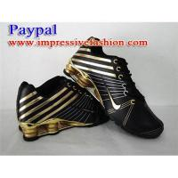 China Affordable Nike shox, r4 shoes, paypal accepted on sale