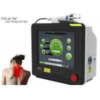China Mini Dimed High Intensity Laser Therapy Equipment For Inflammation Joint Pain on sale