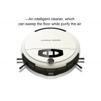 Wholesale ABS Robot Floor / automatic vacuum cleaner Self-charging Anti Collision from china suppliers
