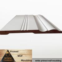China MDF baseboard moulding mdf architectural moulding on sale