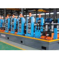 Buy cheap High Frequency Welded Pipe Mill, Welded Pipe Making Machine from wholesalers