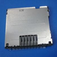 Wholesale micro pcb SD push sim card connector 8pin smt,mini sd card socket,smc card from china suppliers