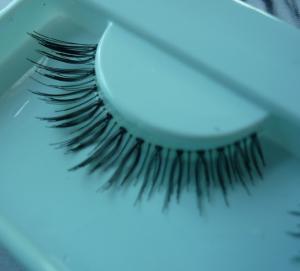 Wholesale Curly Natural False Eyelashes Makeup , Semi Permanent Eye Lashes from china suppliers