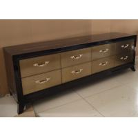 High end customized solid wood bedroom furniture with for Bedroom furniture high end