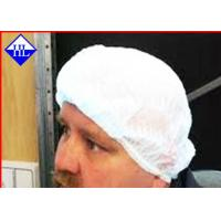 Wholesale PP Medical Non Woven Fabric For Disposable / Recycled Bouffant Cap Anti - Mildew from china suppliers