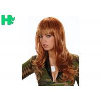 StylishUltrashort Curly High Temperature Fiber Women's Synthetic Hair Wigs