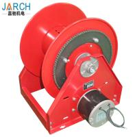 Buy cheap 24V AC/DC Retractable Hose Reel Explosion proof Electric Motor Driven 5000PSI from wholesalers