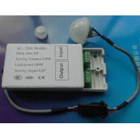 Wholesale 50 HZ Infrared Sensor Light Switch , Automatic PIR Small Motion Sensor Switch from china suppliers