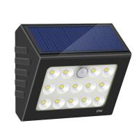 Wholesale 14LED Wireless Motion Sensor Wall Lights Motion Activated Solar PIR Wall Light Solar Panel Garden Lights from china suppliers