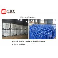 Wholesale Strengthen Adhesion 3 Aminopropyltrimethoxysilane 13822-56-5 Amino Silane Coupling Agent For Resin Sand Casting from china suppliers