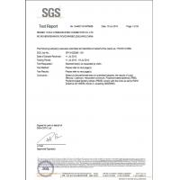 DOWELL INDUSTRY GROUP LIMITED Certifications