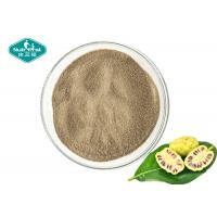 China Dry Place Storage Noni Fruit Powder , Noni Juice Powder For Healthy Body Weight on sale