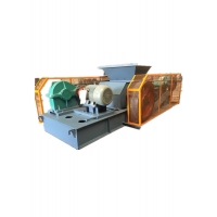 Wholesale Impact Double Roll Crusher Machine Rock Gold Fine Crushing Machine from china suppliers