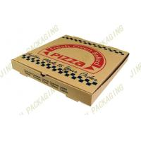 Wholesale Corrugated Logo Custom Pizza Boxes, Color Printed Pizza Packaging Boxes from china suppliers