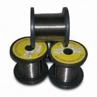 Wholesale Electric Resistance Wires, Used for Production of Heating Elements from china suppliers