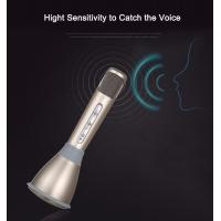 Wholesale bluetooth handheld microphone,1000mAh Portable Built-in Bluetooth Speaker from china suppliers