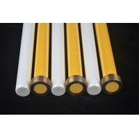 Wholesale Zirconia Ceramic Plunger High Precision 22.22 * 207MM White / Yellow from china suppliers
