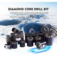Wholesale Core Drilling Tools / Diamond Reaming Shells , Surface Set And Impregnated from china suppliers