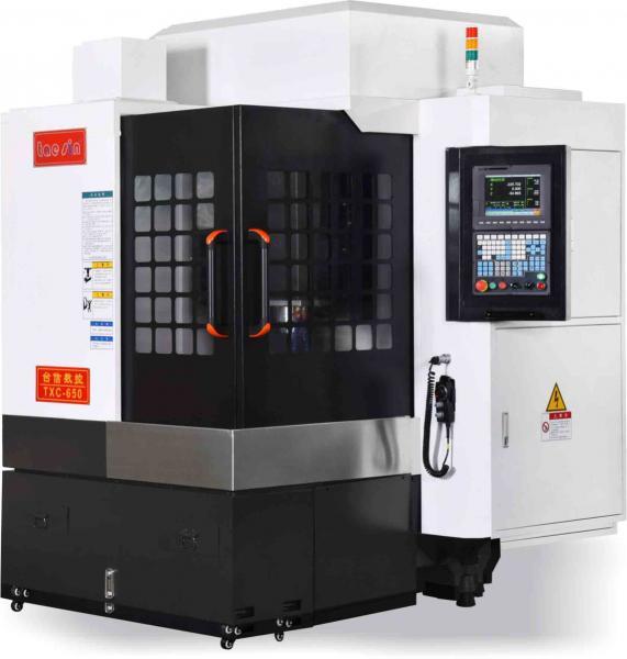 Quality 18000 Rpm High Precision CNC Milling Machine Linear Way German CNC Machine for sale