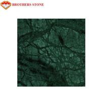 Wholesale High Durability Marble Stone Tile , India Big Flower Green Marble Stone Basin Sink from china suppliers
