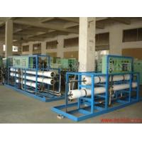 Wholesale House Industryestaurant hotel Ultraviolet Reverse Osmosis RO Water Purifier Plant , RO Water Plant Machinery from china suppliers