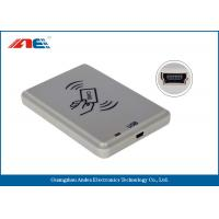 Wholesale ISO14443A USB RFID Reader For Personal Identification DC 5V Power Supply from china suppliers