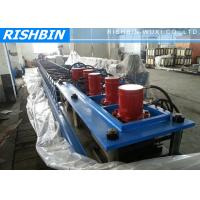17 Rows Rollers Steel Frame Roll Forming Machine with PLC Control for Door & Windows