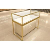 China Fashion Wooden MDF Painting Jewelry Store Showcases / Jewelry Display Fixtures on sale