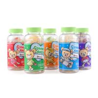 Wholesale Yummy Bulk Candy Gummy Bears , Children'S DHA Gummies No Preservatives from china suppliers