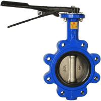 Wholesale Lug Style API609 Electric Actuated Butterfly Valve from china suppliers