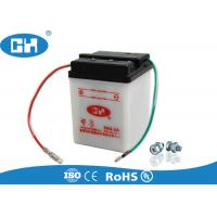 Wholesale Conventional Dry Charged 6v Lead Acid Battery ABS Container Acid Resistance from china suppliers