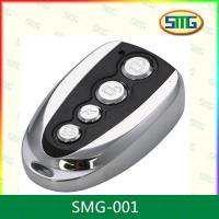 Wholesale 4 Channels 433mhz universal garage door opener remote control SMG-001 from china suppliers