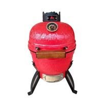Wholesale Commercial Kamado Bbq Grill Tabletop Stove Grill With Ceramic And Stainless Steel Material from china suppliers
