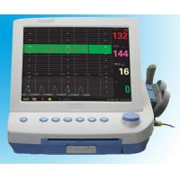 "China Portable 3 Parameters electronic 12.1""maternal home fetal heart monitor 152mm wide paper on sale"