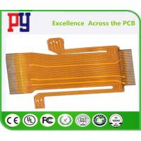 Quality 2 layers flexible pcb 1 OZ double side Board polyimide fpc circuit board for sale