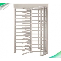 Wholesale Indoor IP54 RS485 SUS304 Full Height Pedestrian Turnstiles from china suppliers