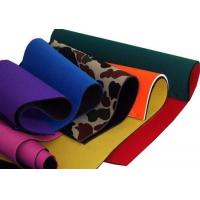Buy cheap Neoprene Rubber Sheet with Nylon Fabric from wholesalers