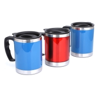 Wholesale Plastic 400ml 13 Oz Stainless Steel Insulated Mug from china suppliers