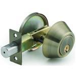 Wholesale Yantai Tri-Circle deadbolt lock D101AB from china suppliers
