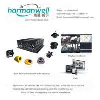 Wholesale 4ch HD 720P AHD MDVR Support GPS tracking from china suppliers