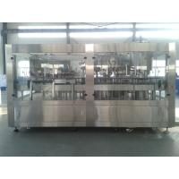 Wholesale Automatic Brewery Production Line Drink Rinsing Filling Capping Monoblock Machine from china suppliers