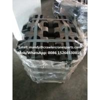 Wholesale RUSTON BUCYRUS RB30 Track Shoe / Track Pad for Crawler Crane Undercarriage Parts from china suppliers