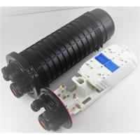 Wholesale Dome mechanical  fiber optic splice closure. 1 big round (dual hole) port+4 small round ports max for 6 ca from china suppliers