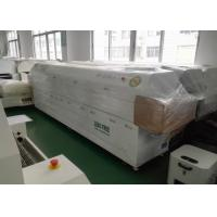 China China factory made 8 Zones SMT Reflow Oven for LED 1.2m tube strip light factory on sale