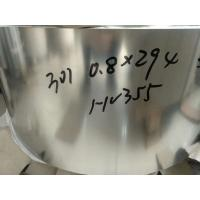 Wholesale SUS301-CSP EH JIS G 4313 Cold Rolled Stainless Steel Strip Deburred Edges Bright Finish from china suppliers
