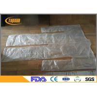 Wholesale FitnessTransparent Disposable Sauna Suit , Soft Fat Burning Sweat Suit from china suppliers