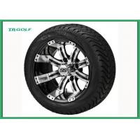 Wholesale Turf Golf Cart Rims And Tires 12 Inc Set Of 4 Instamatic Golf Cart DOT from china suppliers