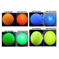 Wholesale Blacklight golf balls from china suppliers
