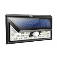 Wholesale 3 Side Solar LED Motion Sensor Light 24 leds IP65 Waterproof for Outdoor Patio, Deck, Yard, Driveway from china suppliers